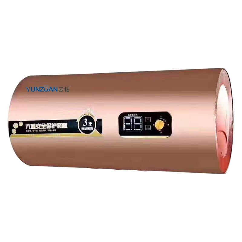 封闭储水式电热水器的工作原理非常简单