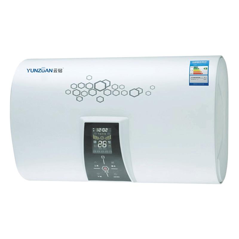 热水器分为闭式电热水器和敞开式电热水器两种