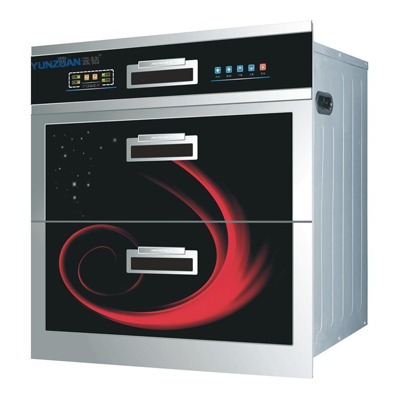 消毒柜是现代厨房中重要的电器之一